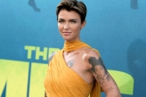 "Mandatory Credit: Photo by Richard Shotwell/Invision/AP/REX/Shutterstock (9787021ch) Ruby Rose attends the LA Premiere of ""The Meg"" at TCL Chinese Theatre, in Los Angeles LA Premiere of 'The Meg', Los Angeles, USA - 06 Aug 2018"